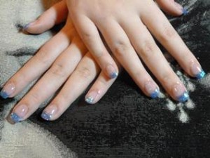 acrylic-glitter-tips